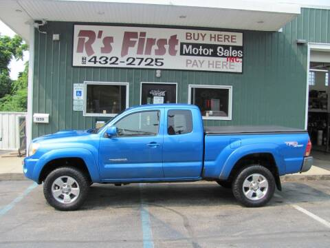 2006 Toyota Tacoma for sale at R's First Motor Sales Inc in Cambridge OH