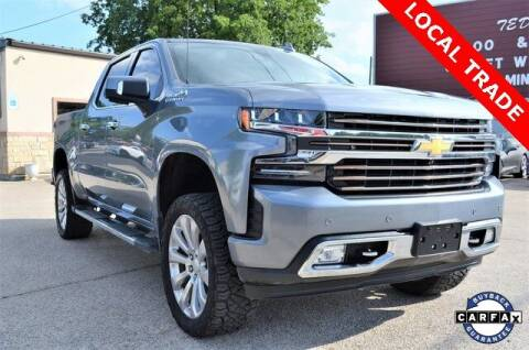 2019 Chevrolet Silverado 1500 for sale at LAKESIDE MOTORS, INC. in Sachse TX