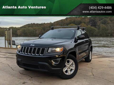 2016 Jeep Grand Cherokee for sale at Atlanta Auto Ventures in Roswell GA