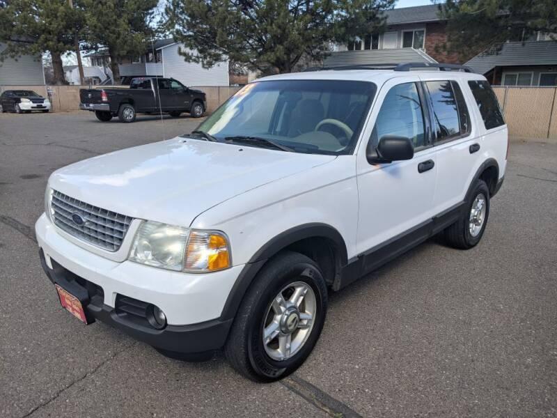 2003 Ford Explorer for sale at Progressive Auto Sales in Twin Falls ID
