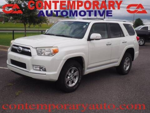 2011 Toyota 4Runner for sale at Contemporary Auto in Tuscaloosa AL
