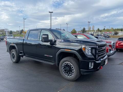 2021 GMC Sierra 3500HD for sale at NEUVILLE CHEVY BUICK GMC in Waupaca WI