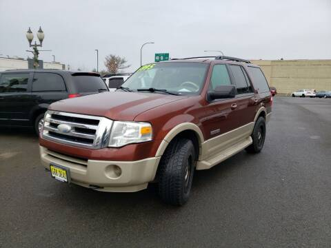 2007 Ford Expedition for sale at Aberdeen Auto Sales in Aberdeen WA