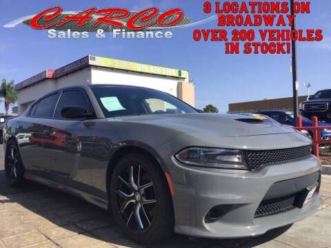 2019 Dodge Charger for sale at CARCO SALES & FINANCE #3 in Chula Vista CA