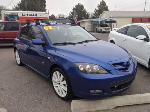 2008 Mazda MAZDA3 for sale at Progressive Auto Sales in Twin Falls ID