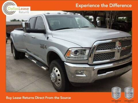 2016 RAM Ram Pickup 3500 for sale at Dallas Auto Finance in Dallas TX