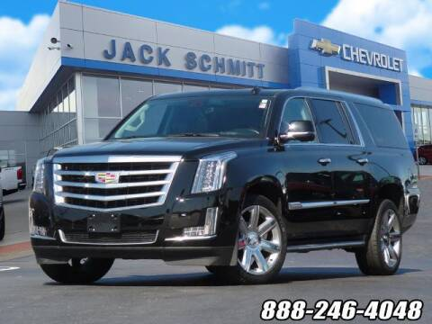 2020 Cadillac Escalade ESV for sale at Jack Schmitt Chevrolet Wood River in Wood River IL