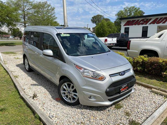 2015 Ford Transit Connect Wagon for sale at Beach Auto Brokers in Norfolk VA