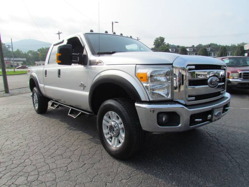2011 Ford F-350 Super Duty for sale at Hibriten Auto Mart in Lenoir NC