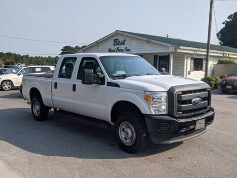 2016 Ford F-250 Super Duty for sale at Best Used Cars Inc in Mount Olive NC