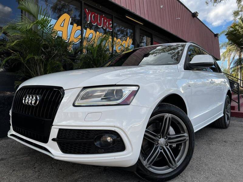 2014 Audi Q5 for sale at Cars of Tampa in Tampa FL