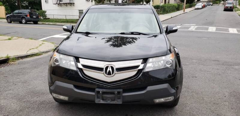 2007 Acura MDX for sale at TURBO Auto Sales First Corp in Yonkers NY