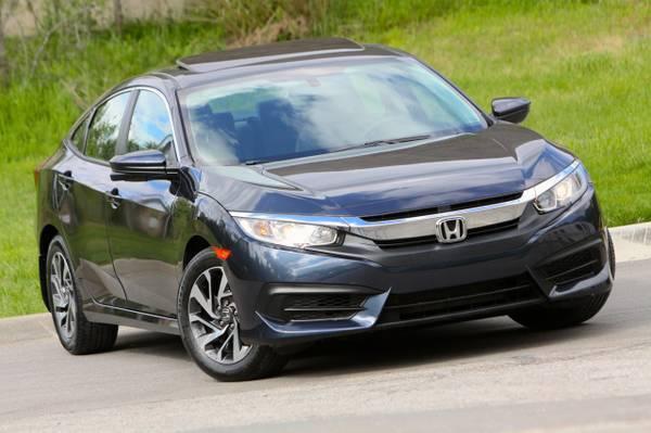 2018 Honda Civic for sale at MGM Motors LLC in De Soto KS