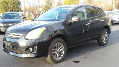 2010 Nissan Rogue for sale at JBR Auto Sales in Albany NY