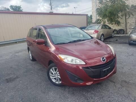 2012 Mazda MAZDA5 for sale at Some Auto Sales in Hammond IN
