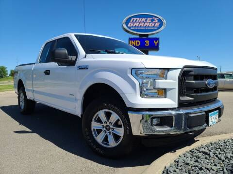 2015 Ford F-150 for sale at Monkey Motors in Faribault MN