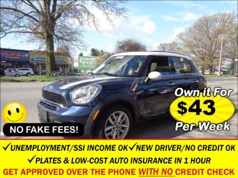 2012 MINI Cooper Countryman for sale at AUTOFYND in Elmont NY