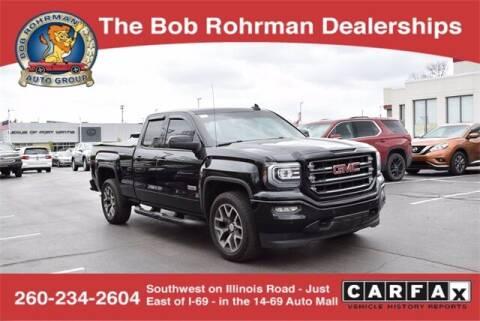 2017 GMC Sierra 1500 for sale at BOB ROHRMAN FORT WAYNE TOYOTA in Fort Wayne IN