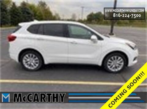 2019 Buick Envision for sale at Mr. KC Cars - McCarthy Hyundai in Blue Springs MO