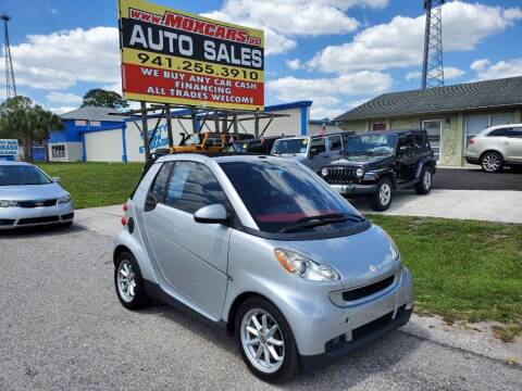2009 Smart fortwo for sale at Mox Motors in Port Charlotte FL