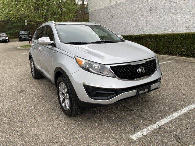 2015 Kia Sportage for sale at Select Auto in Smithtown NY