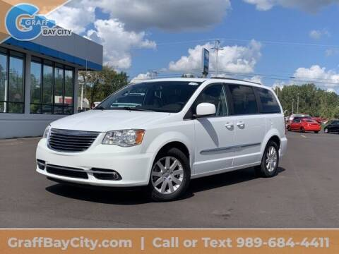 2015 Chrysler Town and Country for sale at GRAFF CHEVROLET BAY CITY in Bay City MI
