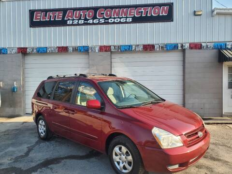 2008 Kia Sedona for sale at Elite Auto Connection in Conover NC