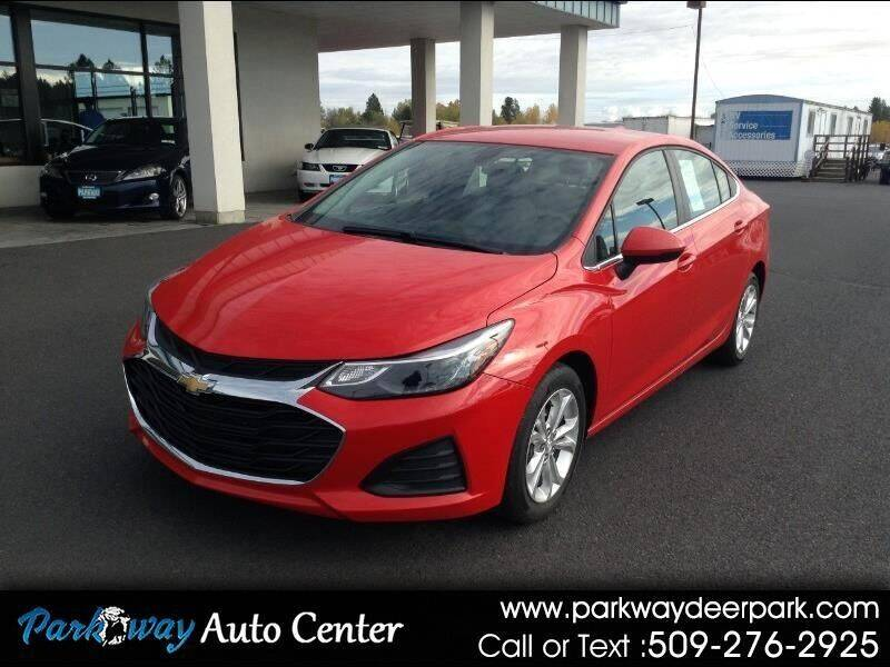 2019 Chevrolet Cruze for sale at PARKWAY AUTO CENTER AND RV in Deer Park WA