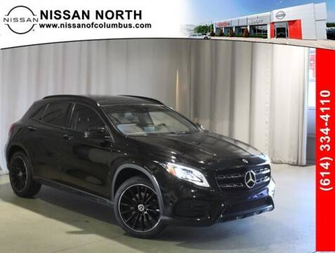 2020 Mercedes-Benz GLA for sale at Auto Center of Columbus in Columbus OH