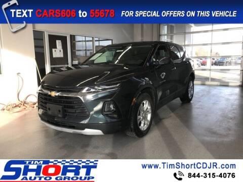 2020 Chevrolet Blazer for sale at Tim Short Chrysler in Morehead KY