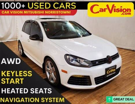 2013 Volkswagen Golf R for sale at Car Vision Buying Center in Norristown PA