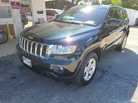 2013 Jeep Grand Cherokee for sale at New Wheels in Glendale Heights IL