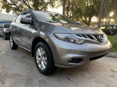 2011 Nissan Murano for sale at Boss Automotive in Hollywood FL