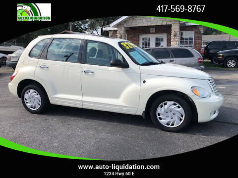 2007 Chrysler PT Cruiser for sale at Auto Liquidation in Springfield MO