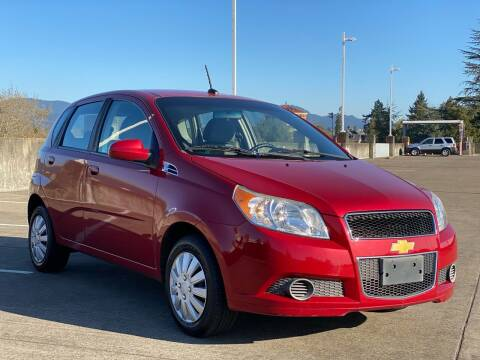 2011 Chevrolet Aveo for sale at Rave Auto Sales in Corvallis OR
