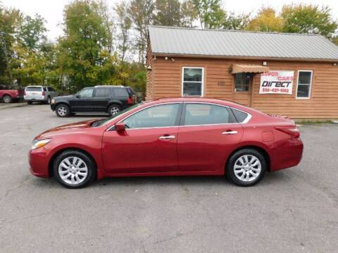 2018 Nissan Altima for sale at Super Cars Direct in Kernersville NC