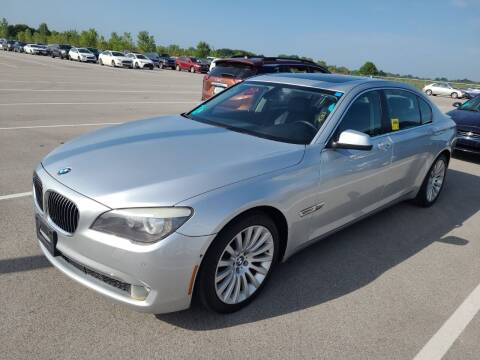 2010 BMW 7 Series for sale at The PA Kar Store Inc in Philadelphia PA