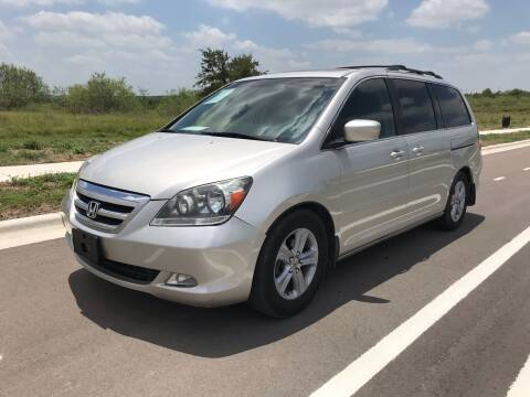 2005 Honda Odyssey for sale at Texas Country Auto Sales LLC in Austin TX