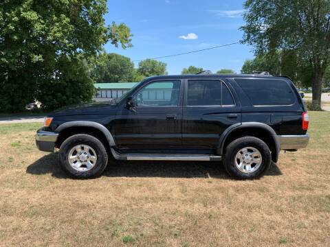1999 Toyota 4Runner for sale at Velp Avenue Motors LLC in Green Bay WI