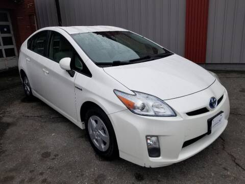 2010 Toyota Prius for sale at Howe's Auto Sales in Lowell MA