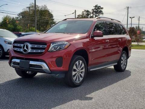 2017 Mercedes-Benz GLS for sale at Gentry & Ware Motor Co. in Opelika AL