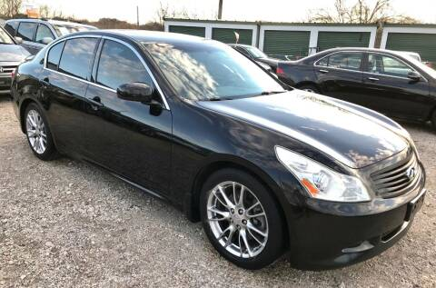 2007 Infiniti G35 for sale at Al's Motors Auto Sales LLC in San Antonio TX