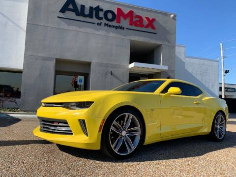2018 Chevrolet Camaro for sale at AutoMax of Memphis - Darrell James in Memphis TN