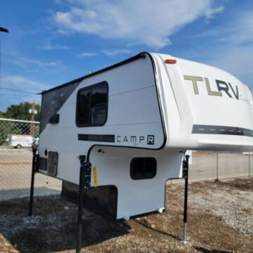 2022 TRAVEL LITE 590SL TRK CAMPE for sale at Dukes Automotive LLC in Lancaster SC