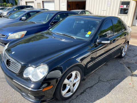 2006 Mercedes-Benz C-Class for sale at Noel Motors LLC in Griffin GA