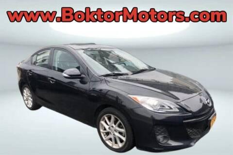 2012 Mazda MAZDA3 for sale at Boktor Motors in North Hollywood CA