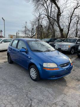 2007 Chevrolet Aveo for sale at Big Bills in Milwaukee WI