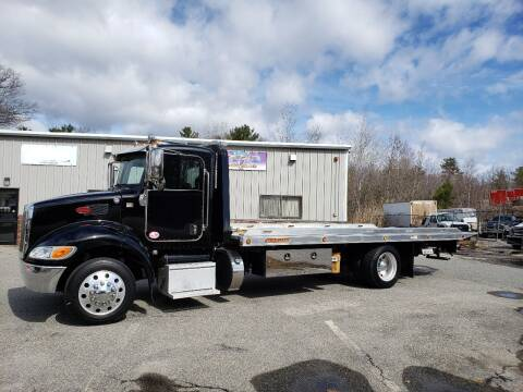2018 Peterbilt 337 for sale at GRS Auto Sales and GRS Recovery in Hampstead NH