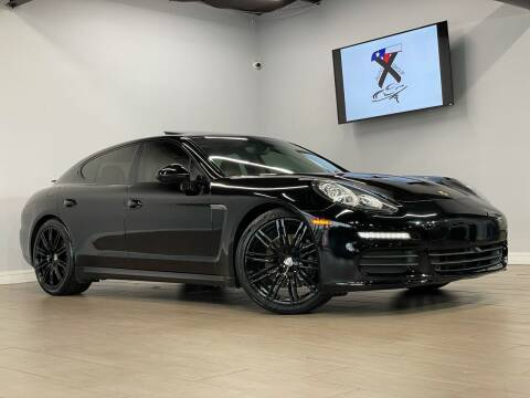 2016 Porsche Panamera for sale at TX Auto Group in Houston TX