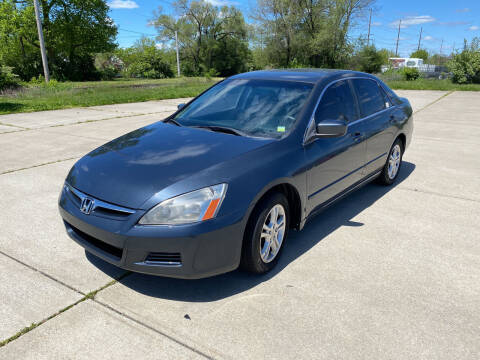2007 Honda Accord for sale at Mr. Auto in Hamilton OH